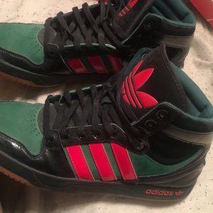 Hightop Adidas (Custom)